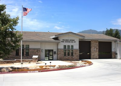 Hellman Avenue Fire Station – Fire Station 177
