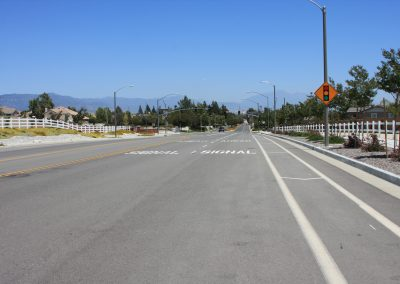 Wilson Avenue Street Improvements – East Avenue to Wardman Bullock Road